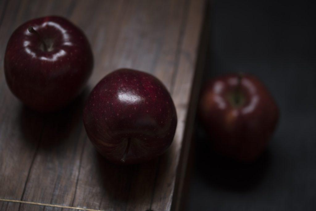 manzana y colesterol